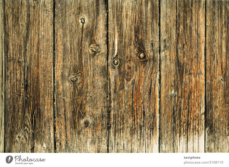 alt Farbe dunkel Holz natürlich braun Design retro Zaun Material Riss Etage rustikal schäbig gestreift Kiefer