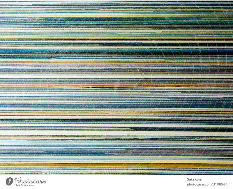 Textur des Gegenteils zum Rückenmagazin lesen Zeitung Zeitschrift Buch Papier Sammlung gelb weiß Farbe Magazin monatlich Stapel Anhäufung Hintergrund Bildung