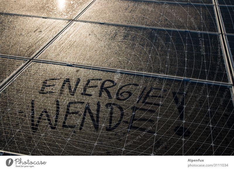 Energiewende Technik & Technologie Fortschritt Zukunft Energiewirtschaft Erneuerbare Energie Sonnenenergie Energiekrise Beginn Endzeitstimmung Entschlossenheit