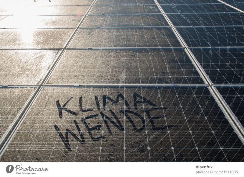 Klima Wende Fortschritt Zukunft Energiewirtschaft Erneuerbare Energie Sonnenenergie Energiekrise anstrengen Endzeitstimmung Frieden bedrohlich