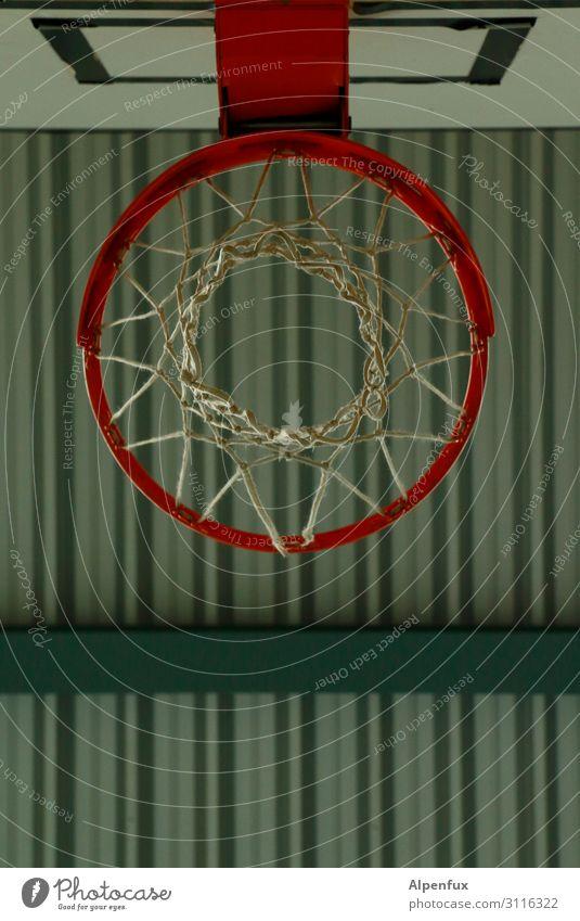 Game Under Sport Basketballkorb Sportstätten Sporthalle sportlich hoch anstrengen Bewegung Partnerschaft Bildung Erfolg Freude Geld Glaube Religion & Glaube