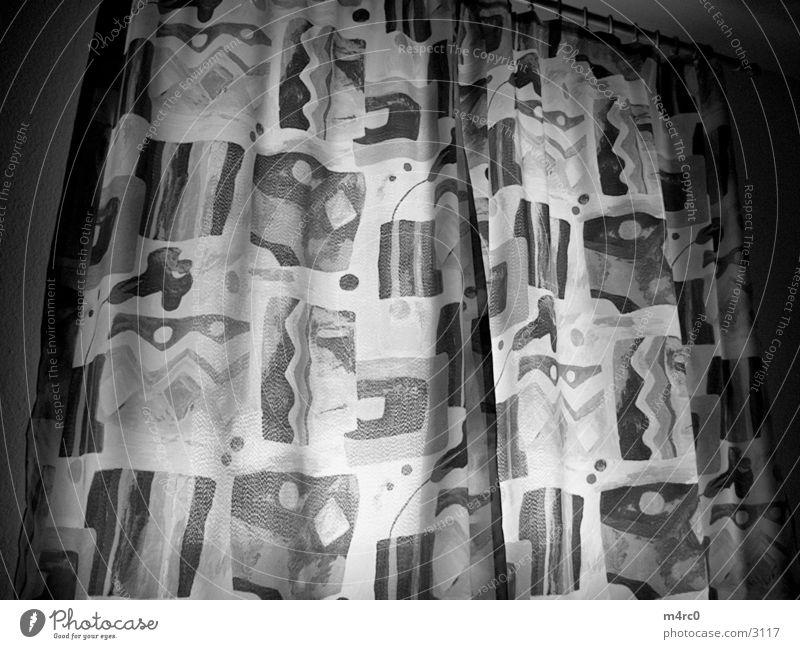 Vorhang Stoff Fototechnik
