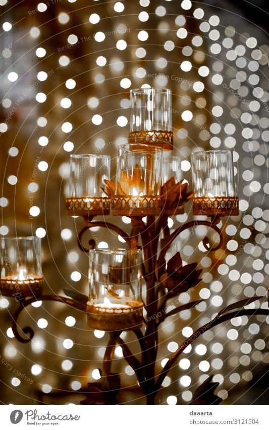 Nachtlichter bei der Veranstaltung Lifestyle elegant Stil Design Leben harmonisch Freizeit & Hobby Abenteuer Freiheit Häusliches Leben Innenarchitektur