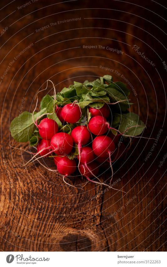 Radiserl Natur Sommer Pflanze grün rot Blatt Lebensmittel Hintergrundbild Lifestyle Holz Frühling Gesundheitswesen Garten Ernährung frisch Wachstum