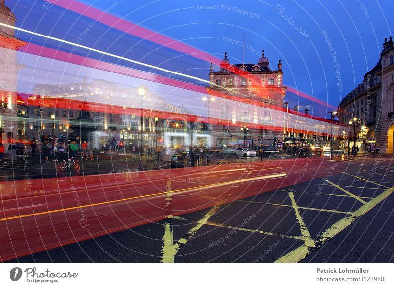 Routemaster London Ferien & Urlaub & Reisen Tourismus Sightseeing Städtereise Himmel England Großbritannien Europa Hauptstadt Stadtzentrum bevölkert Haus