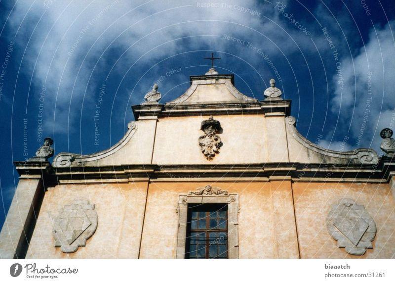 italian museum Wolken Gebäude Architektur Italien Museum