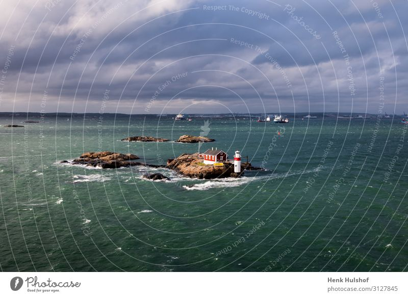 Himmel Ferien & Urlaub & Reisen Sommer blau Wasser Meer Wolken Umwelt Küste Tourismus Ausflug Horizont Wellen Luft Insel Abenteuer