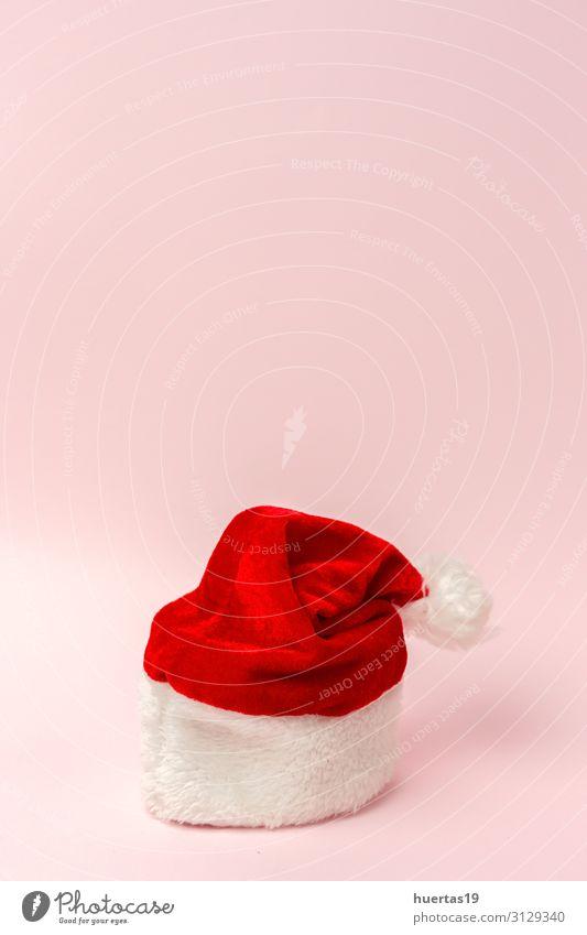 Hintergrund mit Weihnachtsdekoration Komposition Design Glück Winter Dekoration & Verzierung Tisch Feste & Feiern Weihnachten & Advent Silvester u. Neujahr