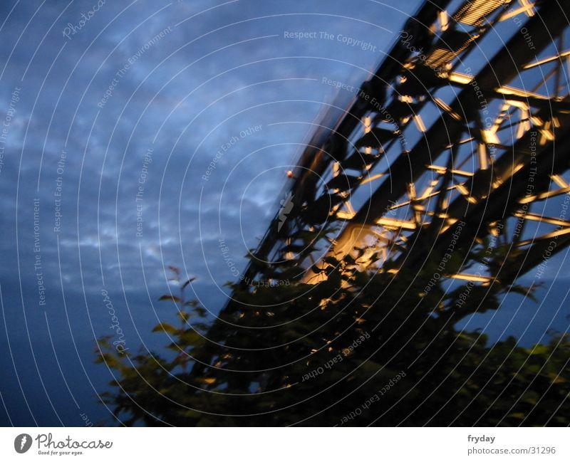 steelway Himmel Baum Wolken Technik & Technologie Stahl Elektrisches Gerät
