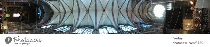 religiöses Dach Religion & Glaube groß Panorama (Bildformat) Münster Gotteshäuser Straßburg