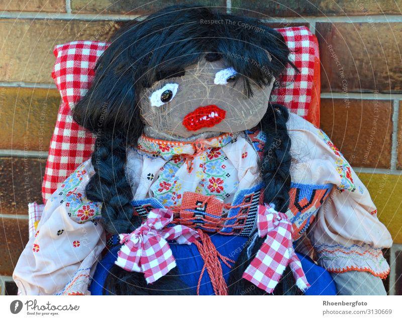 Strohpuppe elegant Stil Freude Körper Haare & Frisuren Freizeit & Hobby Spielen Basteln Handarbeit stricken Feste & Feiern feminin Kopf Gesicht Auge