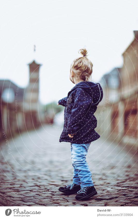 daaa Lifestyle Freizeit & Hobby Spielen Tourismus Ausflug Abenteuer Ferne Städtereise Kindererziehung Bildung Mensch feminin Kleinkind Mädchen Kindheit Leben