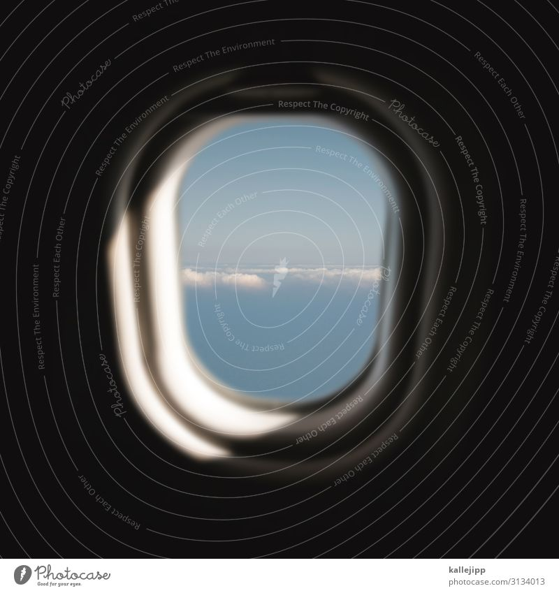 flugscham Klima Klimawandel Wetter Fenster Verkehr Luftverkehr Flugzeug Passagierflugzeug Fluggerät im Flugzeug Flugzeugausblick fliegen CO2-Ausstoß