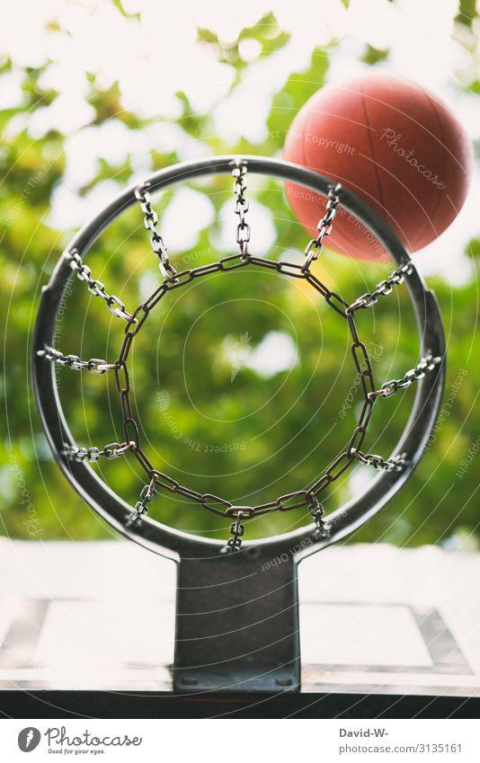 ist er drin oder nicht? elegant Stil Design Freude Gesundheit sportlich Fitness Freizeit & Hobby Spielen Sport Ballsport Sportler Mensch Leben Kunst Optimismus