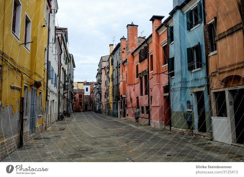 Klein Venedig: Chioggia Ferien & Urlaub & Reisen Tourismus Ausflug Sightseeing Städtereise Sommer Italien Europa Dorf Fischerdorf Kleinstadt Hafenstadt