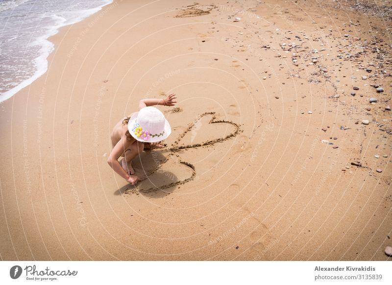 Strandherzen Wellness Leben Wohlgefühl Zufriedenheit Sinnesorgane Erholung ruhig Ferien & Urlaub & Reisen Tourismus Ausflug Abenteuer Freiheit Sommer