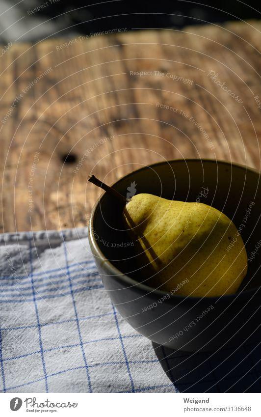 Birne Lebensmittel Frucht Ernährung Frühstück Bioprodukte Vegetarische Ernährung Natur Diät exotisch Mitgefühl Solidarität trösten dankbar Traurigkeit Sorge