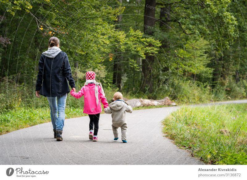 Familenausflug Mensch maskulin feminin Kind Kleinkind Mädchen Frau Erwachsene Eltern Mutter Geschwister Bruder Schwester Familie & Verwandtschaft Kindheit 3