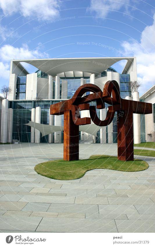 bundeskanzleramt Berlin Architektur Politik & Staat Bundeskanzler Amt