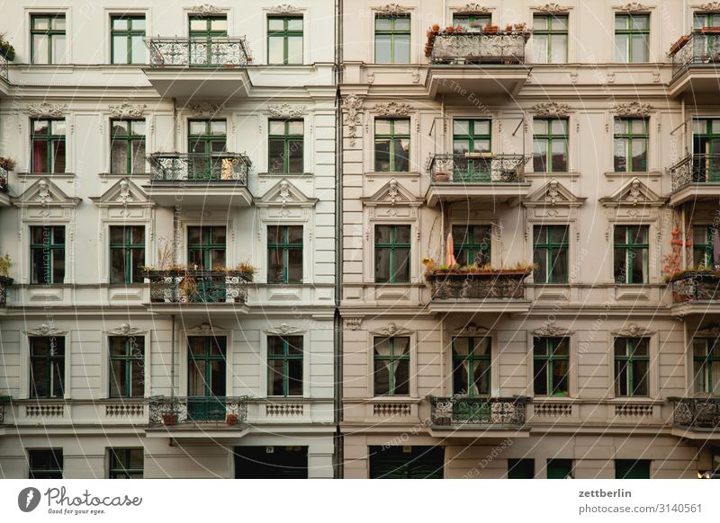 Chamissokiez, Kreuzberg Altbau Gasse Hinterhof Haus Wohnhaus Mauer Wohngebiet Häusliches Leben Stadt Stadtzentrum Textfreiraum Stadthaus Mehrfamilienhaus
