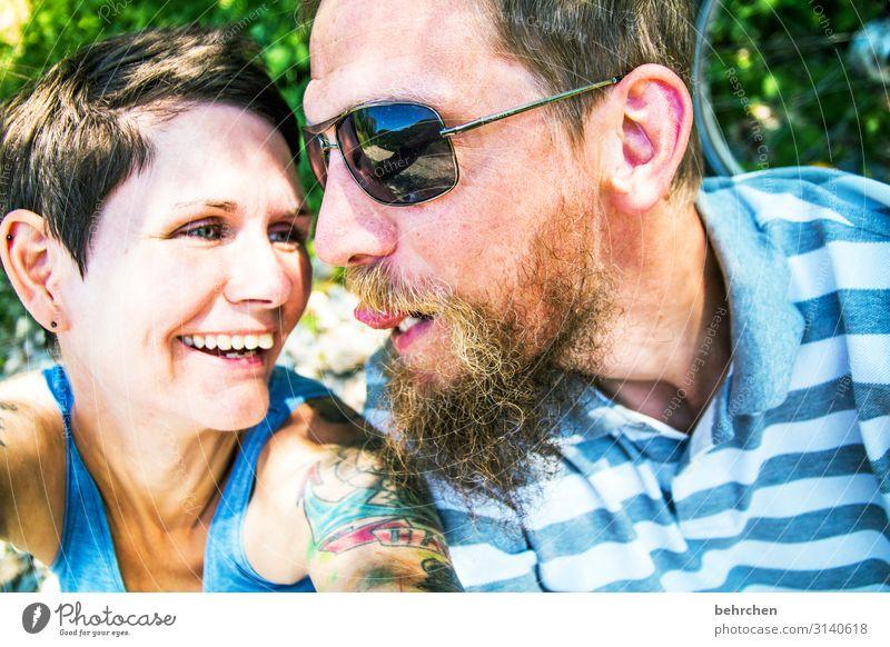 also so ein FIRLEFANZ Mensch Frau Erwachsene Mann Familie & Verwandtschaft Paar Partner Haare & Frisuren Gesicht Auge Ohr Nase Mund Lippen Zähne Bart