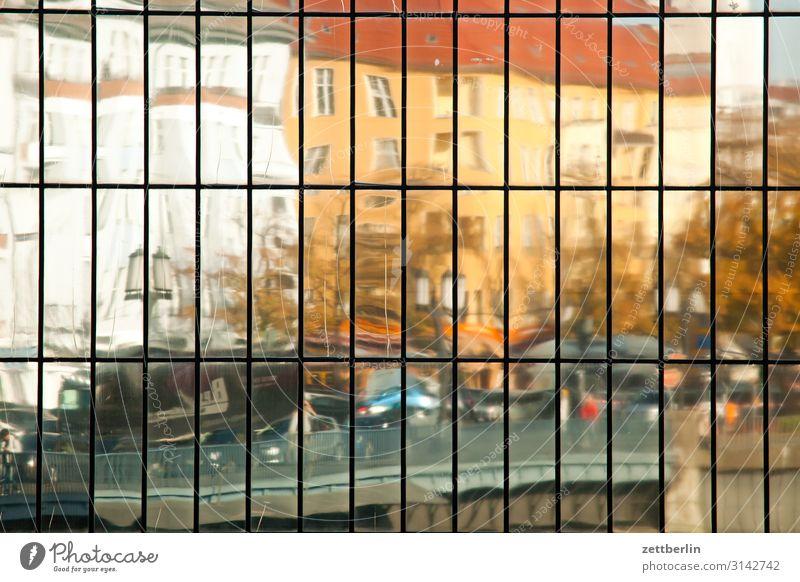 Spiegelnde Fassade Architektur Berlin Charlottenburg Büro Großstadt Deutschland Hauptstadt Haus Himmel Himmel (Jenseits) Hochhaus Stadtzentrum Berlin-Mitte