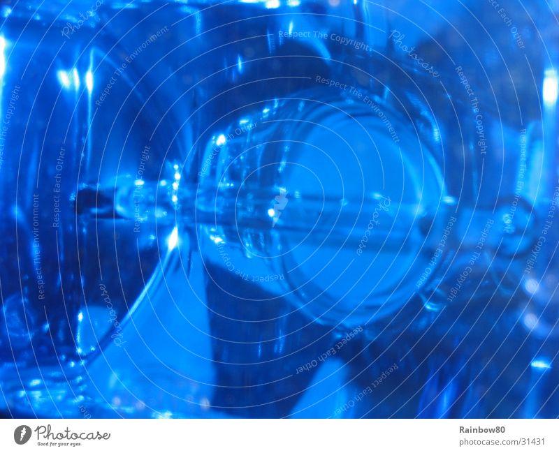Blue Light blau Lampe Technik & Technologie Scheinwerfer Elektrisches Gerät Warnleuchte Reflektor Halogenlampe