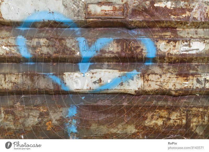 Verschrottete Liebe.... Lifestyle Stil Design harmonisch Erholung Bildung Arbeit & Erwerbstätigkeit Arbeitsplatz Baustelle Fabrik Wirtschaft Industrie Kunst
