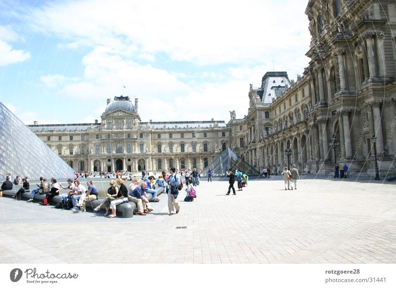Louvre/Paris Kunst Europa Paris Sehenswürdigkeit Frankreich Louvre