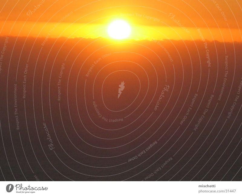 South Africa schön Sonne gelb Beleuchtung orange bezaubernd Südafrika Sonnenaufgang