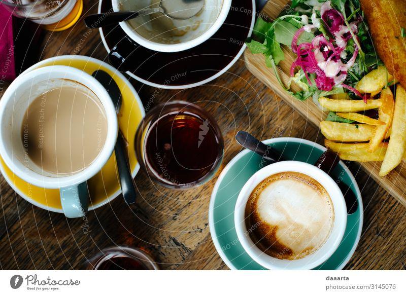 Freude Lebensmittel Lifestyle Feste & Feiern Stil Stimmung Freizeit & Hobby Ernährung Tisch Fröhlichkeit Küche Getränk harmonisch Frühstück Restaurant