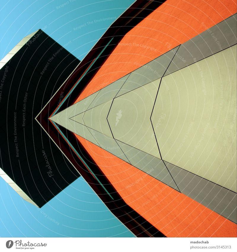 <><< Lifestyle elegant Stil Design Technik & Technologie High-Tech Raumfahrt Hochhaus Bauwerk Gebäude Architektur Mauer Wand Fassade ästhetisch bizarr
