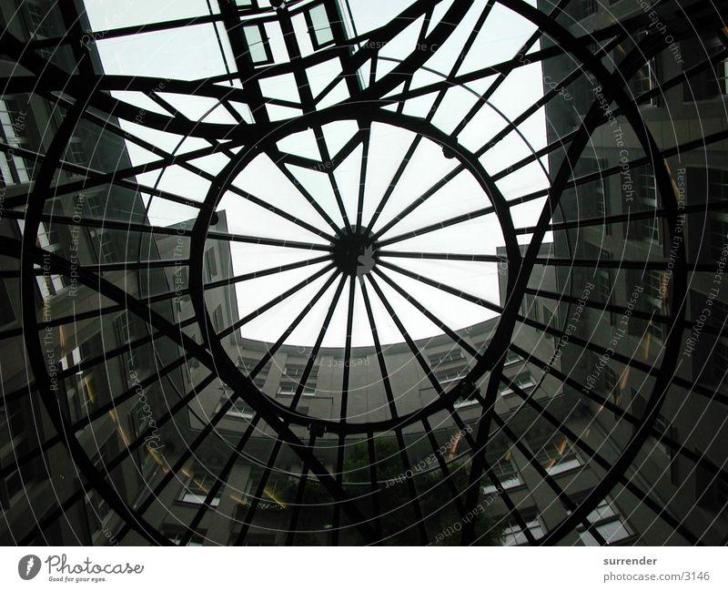 Levantehaus Dach Stahl Architektur Stahldach