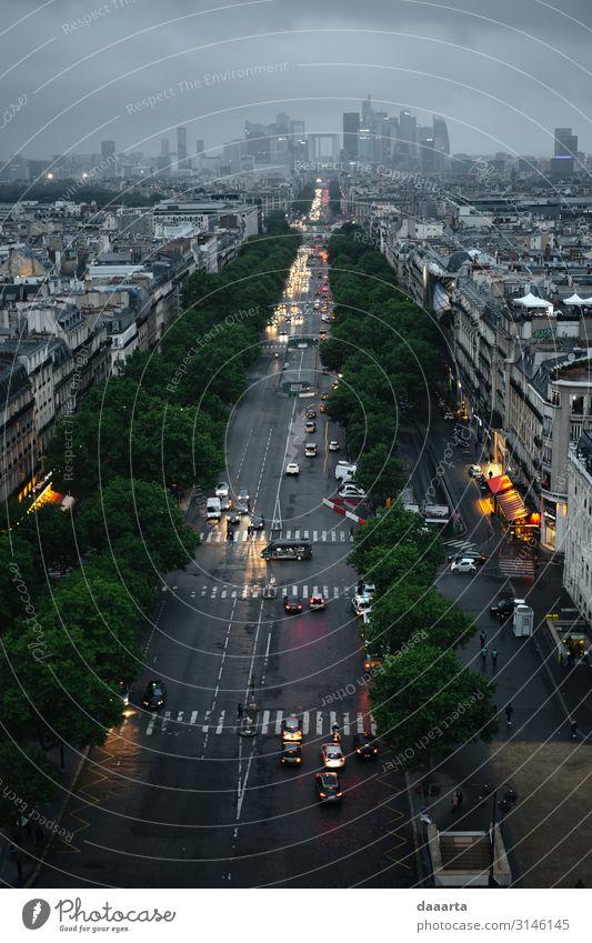 Paris am Maiabend II Freizeit & Hobby Ferien & Urlaub & Reisen Ausflug Abenteuer Freiheit Sightseeing Städtereise Nachtleben ausgehen Feste & Feiern Natur