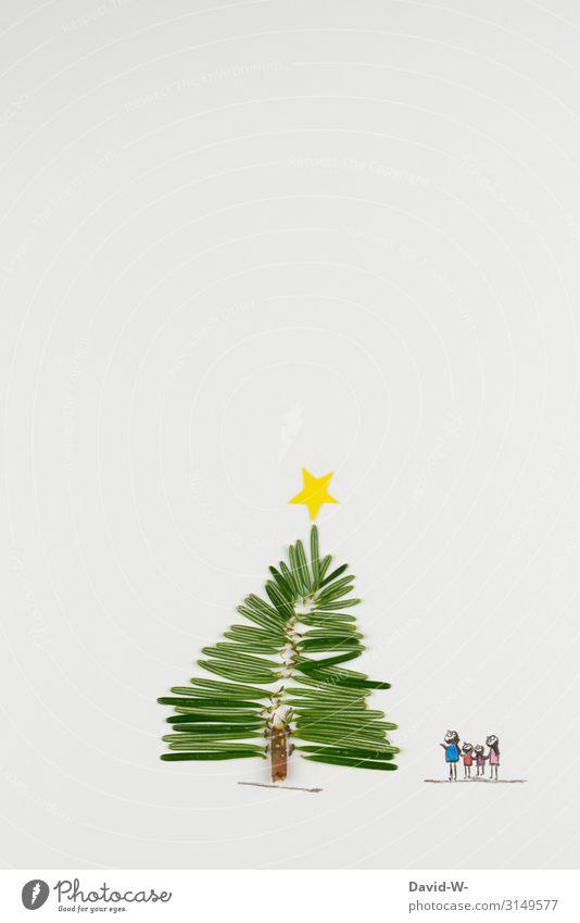 die schönste Zeit im Jahr Weihnachten & Advent Mensch maskulin feminin Kind Mädchen Junge Frau Erwachsene Mann Eltern Mutter Vater Bruder Schwester