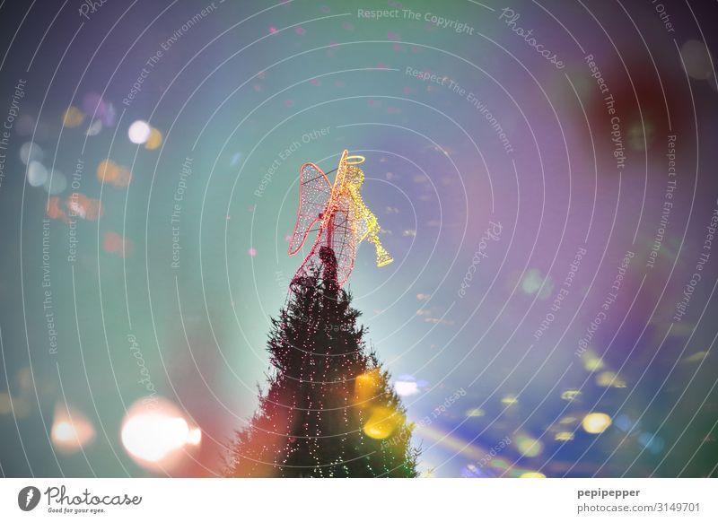riesiger Weihnachtsbaum Winter Weihnachten & Advent Handel androgyn Veranstaltung Musik Dortmund Stadt Stadtzentrum Sehenswürdigkeit Wahrzeichen Kleid