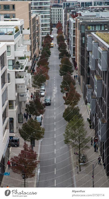 Am Kaiserkai | UT HH19 Stadt Haus Architektur Wege & Pfade Bewegung Häusliches Leben ästhetisch Lebensfreude Zukunft Energie Klima Wandel & Veränderung Hamburg