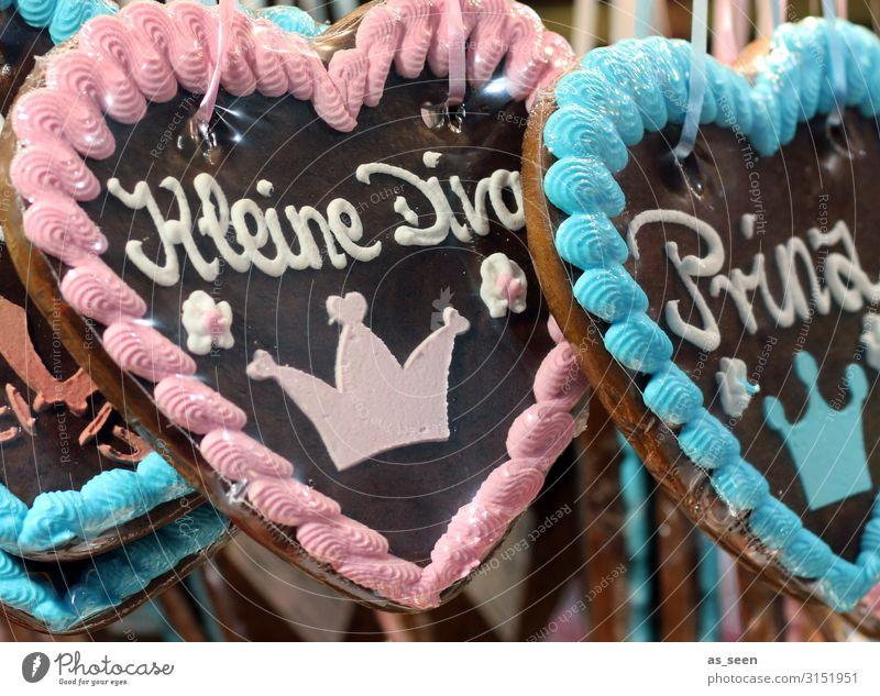 Diva & Prinz Teigwaren Backwaren Süßwaren Lebkuchenherzen Zuckerguß Nachtleben Feste & Feiern Oktoberfest Jahrmarkt Weihnachtsmarkt Herz hängen Kitsch süß