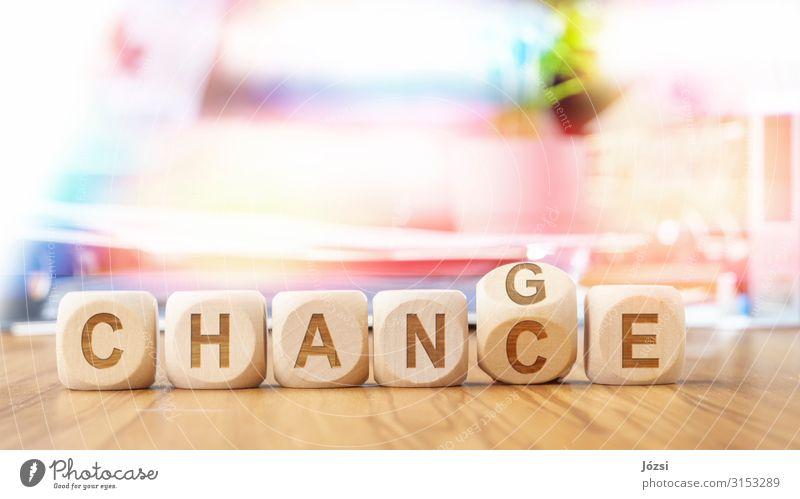 Change Holz Zeichen Schriftzeichen Ziffern & Zahlen Problemlösung Selbstständigkeit Dienstleistungsgewerbe Team Teamwork Chance Holzwürfel Buchstaben Business