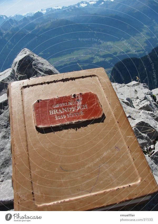 2559Meter über Null Berge u. Gebirge Buch groß Klettern Aussicht Gipfel Extremsport Medien