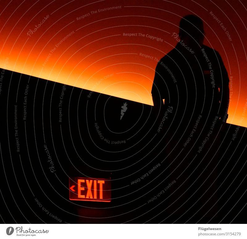 < Exit exit Exitstrategie Brexit Ausgang Notausgang