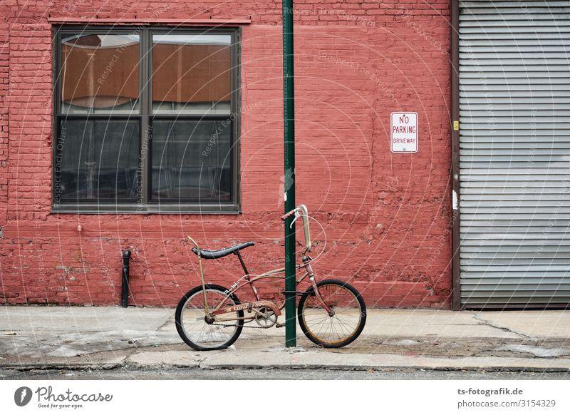 Bonanza in Brooklyn Freizeit & Hobby Ferien & Urlaub & Reisen Städtereise Häusliches Leben Sport Fahrradfahren Bonanzafahrrad New York City Stadtzentrum Haus