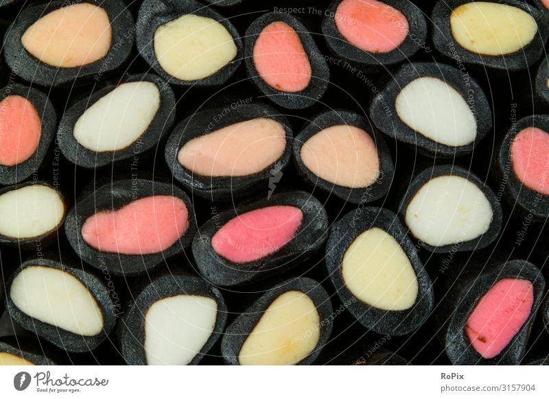 Lakritze Lebensmittel Süßwaren Ernährung Lifestyle Design Gesundheit Gesunde Ernährung Fitness Wellness Freizeit & Hobby Wirtschaft Industrie Diät Fressen