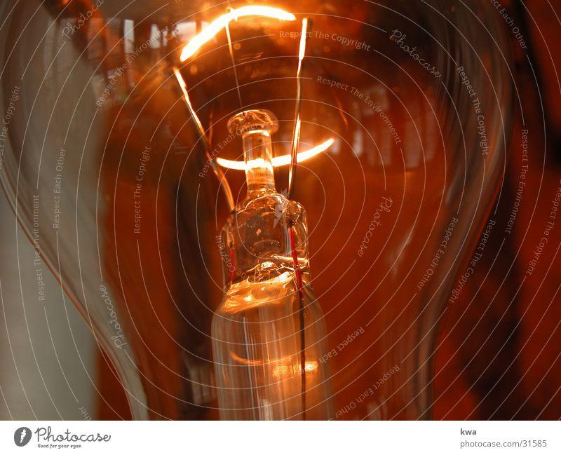 gluhbirne Glühbirne Licht Dinge