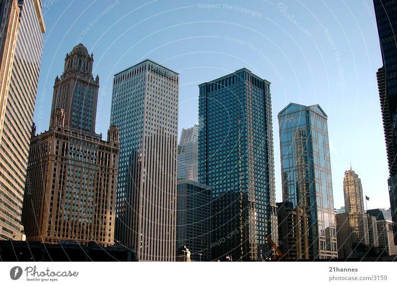 chicago.buildings.1 Stil Architektur USA Amerika Chicago