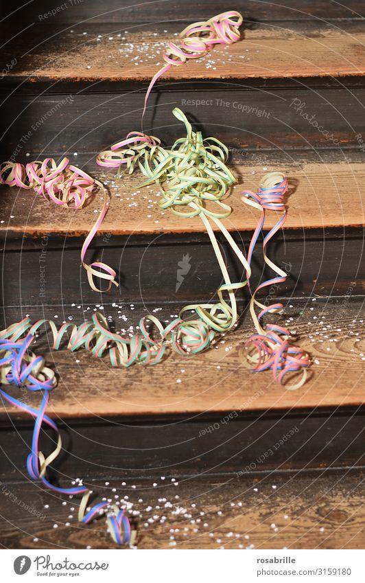 nach der Party | Firlefanz Freude Dekoration & Verzierung Veranstaltung Feste & Feiern Karneval Oktoberfest Silvester u. Neujahr Jahrmarkt Hochzeit Geburtstag