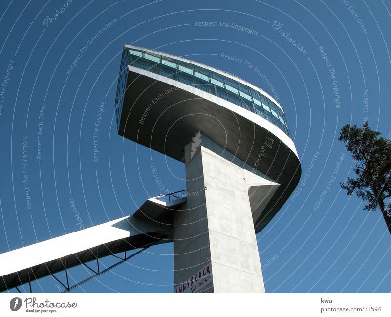 BERG ISEL SPRUNGSCHANZE Architektur