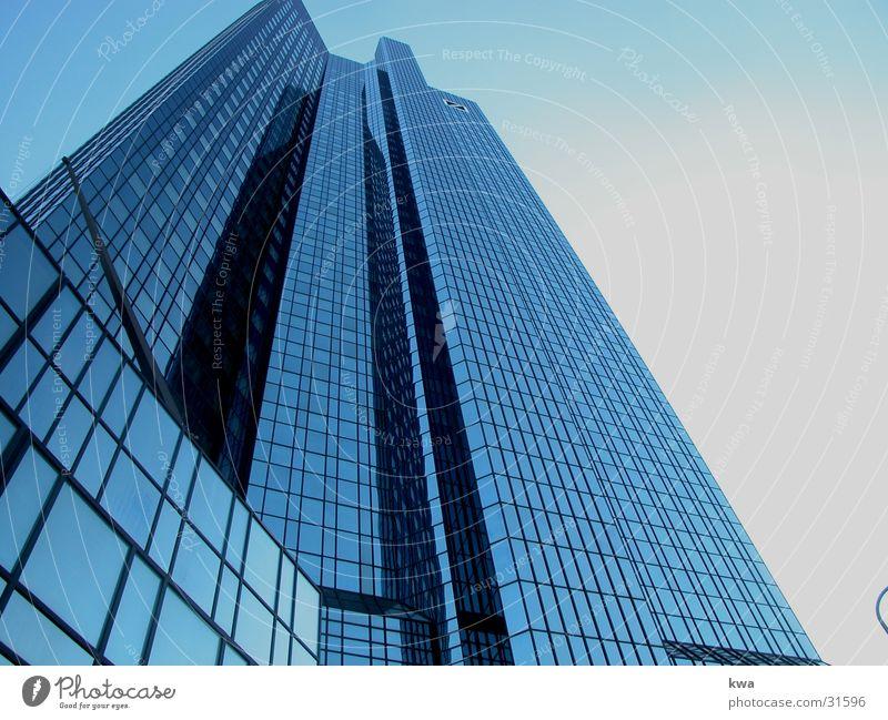 skyline / FRANKFURT Bürogebäude Architektur Arbeit & Erwerbstätigkeit Business
