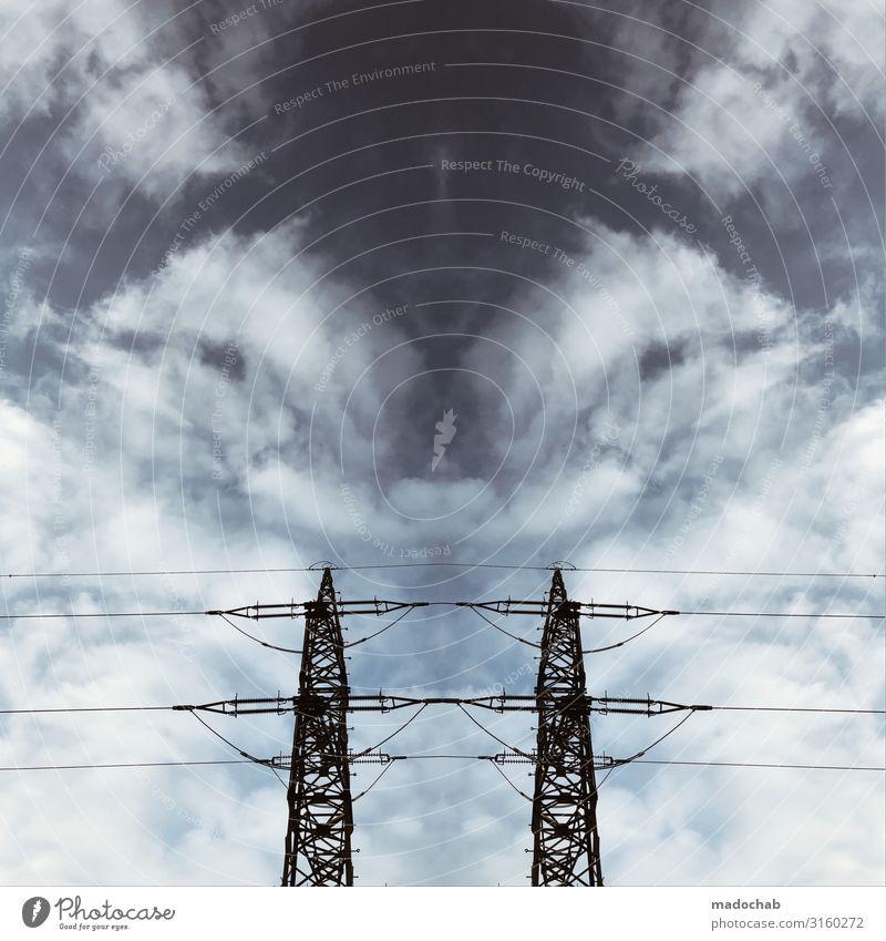 AIRWOLF Technik & Technologie Wissenschaften Fortschritt Zukunft High-Tech Energiewirtschaft Erneuerbare Energie Energiekrise Himmel Klima Kraft Macht sparsam
