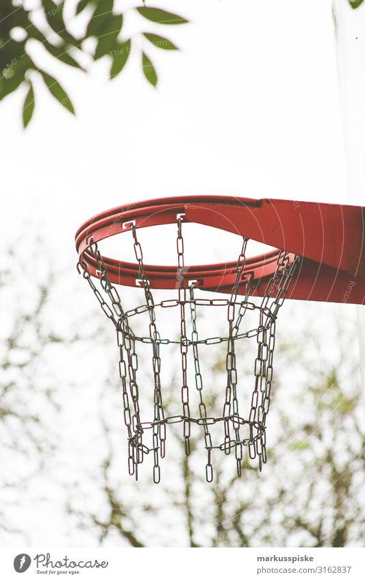 Street Basketball Korb Lifestyle Freude Glück sportlich Fitness Freizeit & Hobby Spielen Sport Sportler Erfolg basket Basketballkorb Basketballplatz